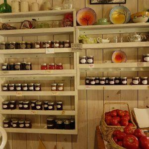 leckere Marmelade im Sunnybook Mill Market