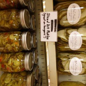 Pickels eingelegtes