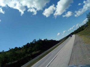 Bild vom Highway